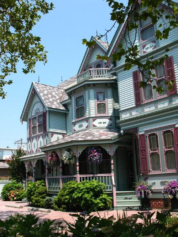 127 Best Victorian Cape May Images On Pinterest Cape May