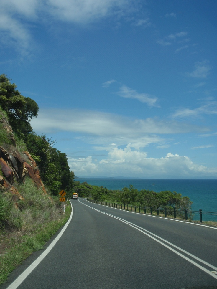 Port Douglas - this is such a pretty drive