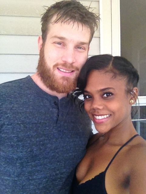 Black Girl White Boy Love Cute Interracial Couple  Cute -1184