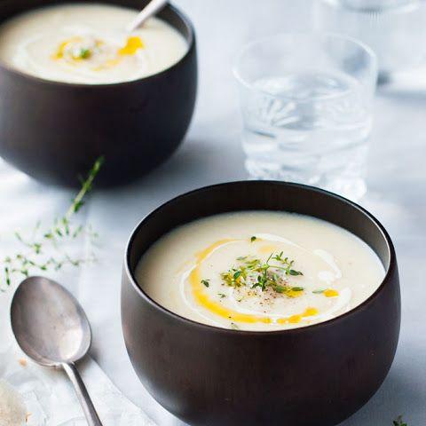 květáková polévka, imunita