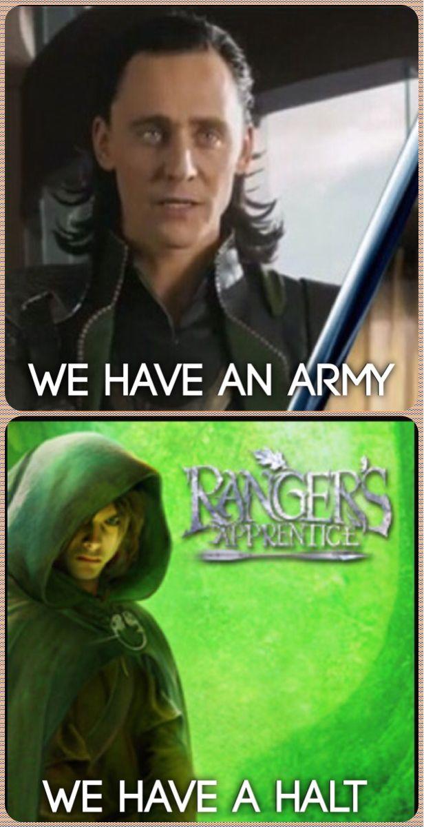 Apprentice Rangers Cloak