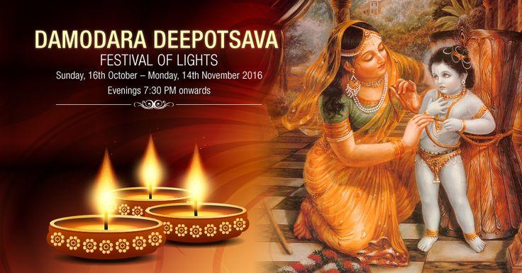 The entire month of Kartika is celebrated as Damodara Deepotsava and is an intense period of devotional contemplation and transcendental austerity. #spiritual #faith #God #grace #pray #prayers #praying #believe #spirituality #trust #peace #hope #wisdom #compassion #thankful #knowledge #meditation #life #awakespiritual #HareKrishna #Krishna #Bhakti #VCM #Vrindavan #VrindavanChandrodayaMandir