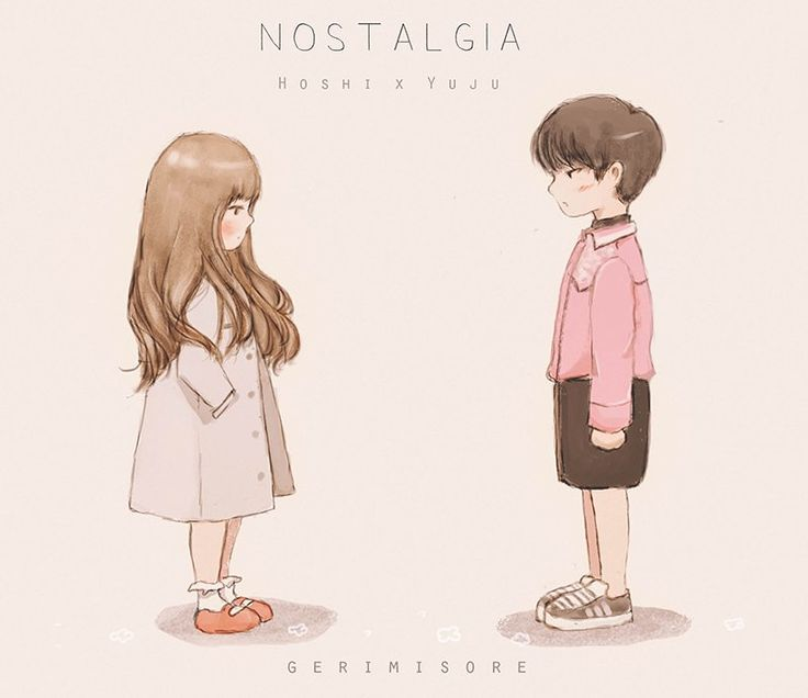 Hoshi x Yuju 'nostalgia'