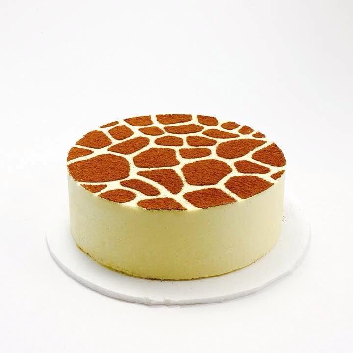 Cherry Cherry Pastry   Giraffe Cake