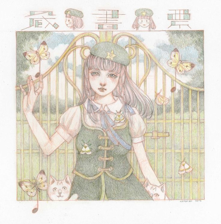07/03/2016 Hong Meiling touhou NIJI by musubunakai.deviantart.com on @DeviantArt