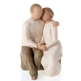Willow Tree figurine Anniversary - anniversario di matrimonio   vendita online…
