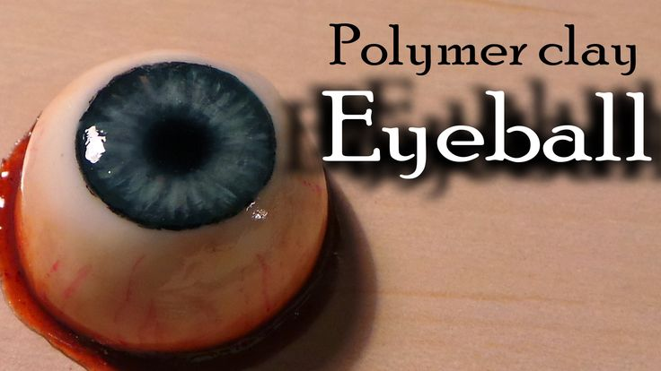 Make an eyeball cane: http://www.youtube.com/watch?v=NBlfyykGQFM instagram; @sugarcharmshop Hey guys! This polymer clay tutorial is another request from my l...