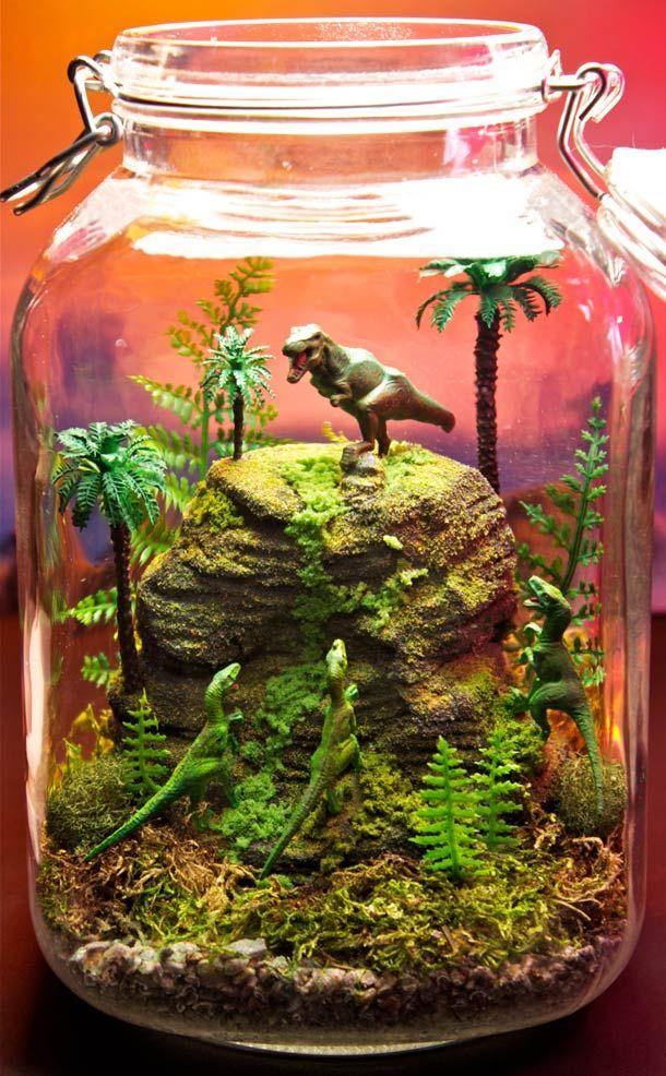 The Wonder Room, a series of miniature creations... | Artmonía