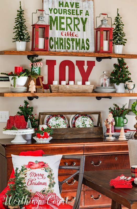 Christmas Napkins Home Bargains Provided Mr Christmas Home Decor While Christmas Va Green Christmas Decorations White Christmas Decor Farmhouse Style Christmas