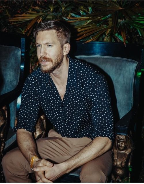 Calvin Harris Blog