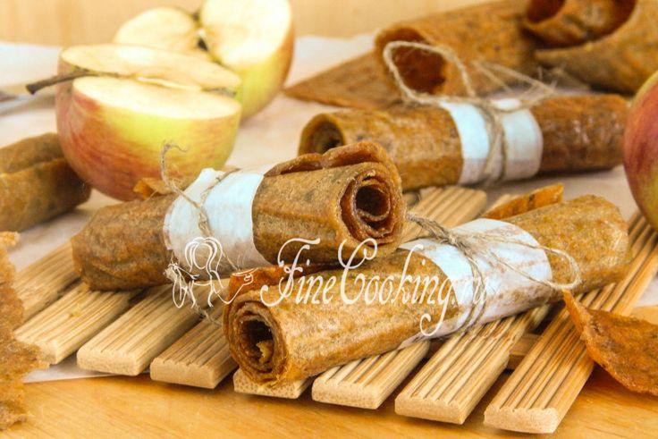 Яблочная пастила без сахара - рецепт с фото