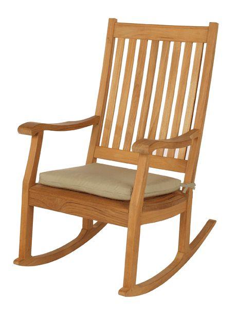 Las 25 mejores ideas sobre sillas mecedoras en pinterest y for Mecedora de madera