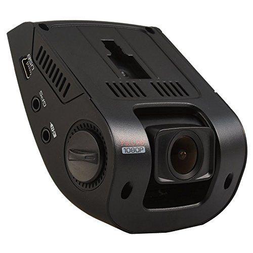 Rexing V1N Enhanced Night Vision Car Dash Cam FHD 1080p 170 Wide Angle Dashboard Camera Recorder with Sony Exmor CMOS Sensor f2.0 lens G-Sensor WDR Loop Recording