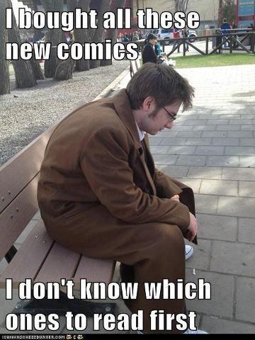 ComicCon problems....