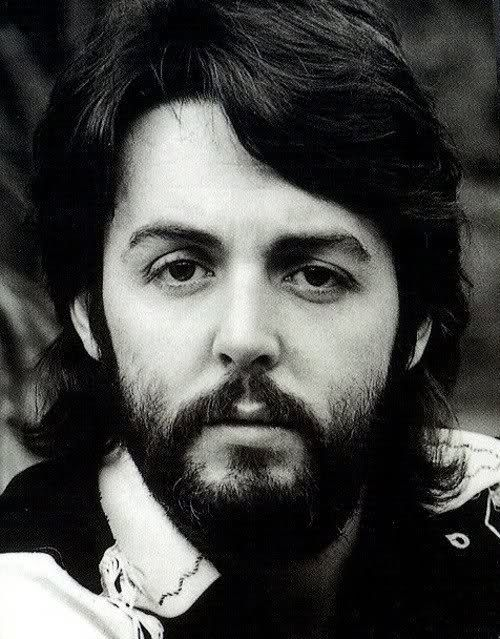 Paul on April 10th, 1970 which is the day where he said that The Beatles are no longer together. Photo taken by Linda McCartney for the Rolling Stone interview.