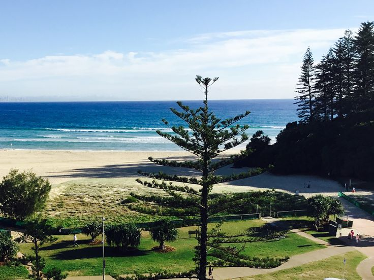Greenmount, Coolangatta, our view!