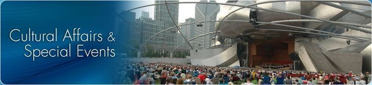 Many free music concerts in Chicago each year. This website have a very detail list of what's coming.- City of Chicago :: 2014 Festival & Event Dates