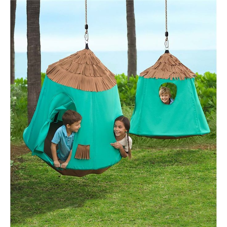 Go! HangOut™ HugglePod® Beach Cabana in Play Spaces