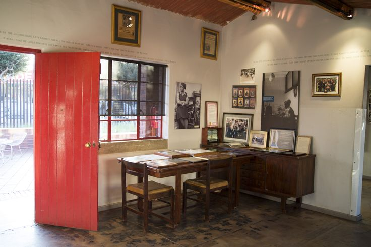 Visiting Nelson Mandela's house in Soweto. #SouthAfrica #Africa #Johannesburg #weknowbecasewego