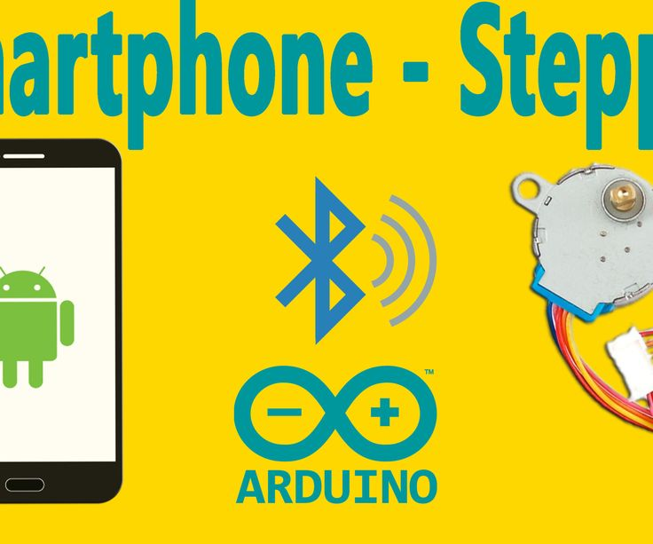 """This instructable is the written version of my """"Arduino : How To Control Stepper Motor via Bluetooth (with Smartphone)""""In this project we will control a Stepper motor with a smartphone via bluetooth.My YouTube ChannelFirst, you should see the following Instructable:How to Control a Stepper Motor With L293D Motor Driver"""