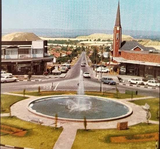 Primrose. Technically Germiston, not Johannesburg.