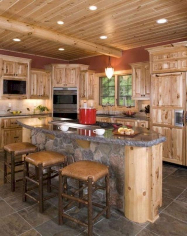 26 Cheap Rustic Farmhouse Kitchen Ideas On A Budget Page 24 Of