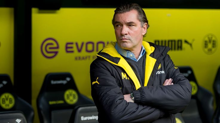Dortmund director Michael Zorc slams his players for 'lacking courage'