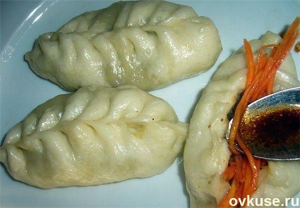 ПИГОДИ (паровые пирожки) / Простые рецепты