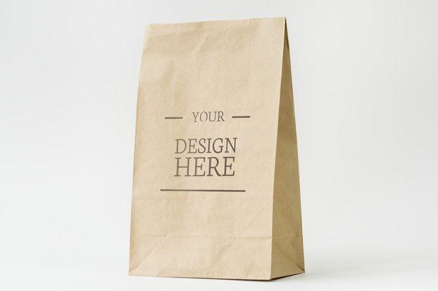 Download Paper Bag Mockup Bag Mockup Paper Bag Stationery Mockup