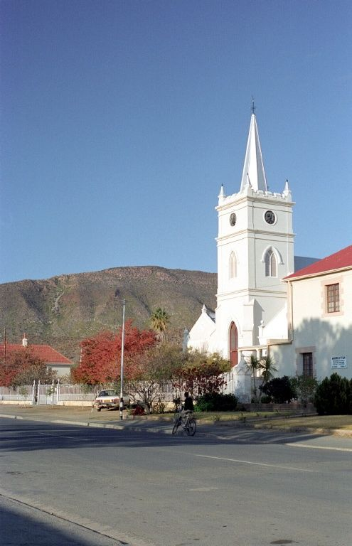 prince albert south africa, beautiful church I've had the priviledge of being in
