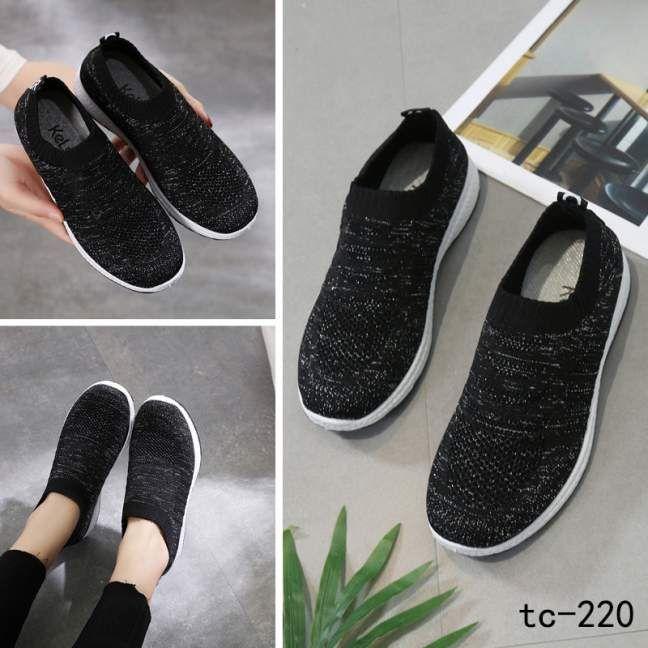 Sepatu Kelsey Slip On Tc 220 Terlaris Ke Medan Sepatu Sepatu