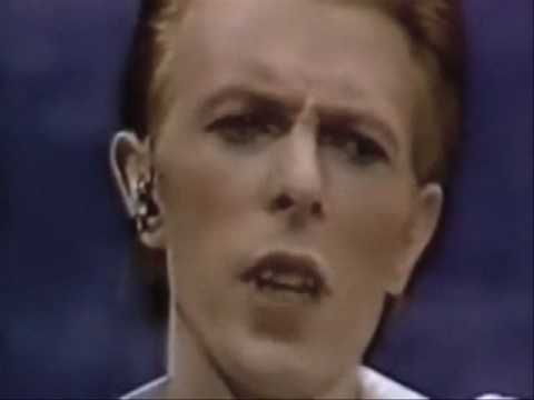 David Bowie - Russell Harty 1975 (Pt 1 of 3)