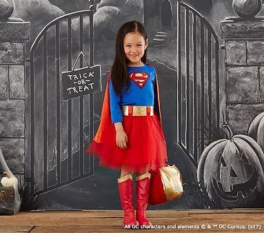 SUPERGIRL™ Costume #pbkids