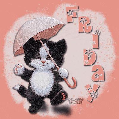 Friday! days friday gif happy friday days of the week weekdays friday greeting