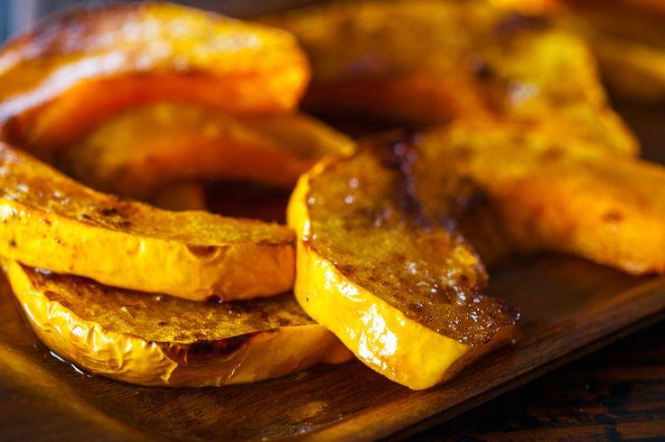 Roasted Pumpkin Recipe - Vine vremea dovleacului copt in cuptor !!