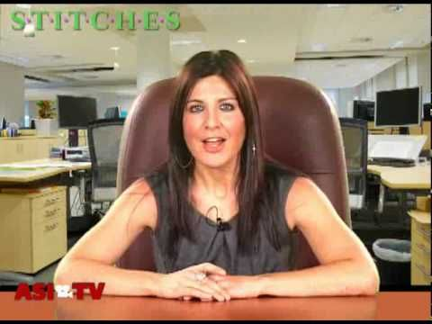 Stitches Cheat Sheet: Recycled Polyester - YouTube