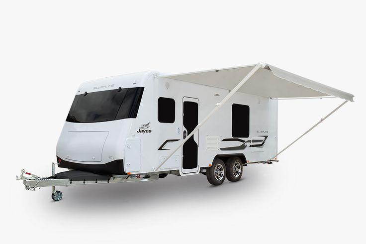 Silverline Caravan Exterior 2