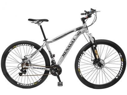 Bicicleta Colli Bike Renault Aro 29 21 Marchas - Suspensão Dianteira Quadro de Alumínio com as melhores condições você encontra no Magazine Ivyoliver. Confira!