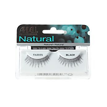 Ardell Invisibands Natural Lashes Fairies Black