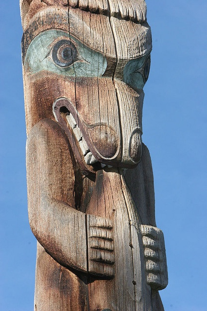 UBC Totem Pole, Vancouver, BC