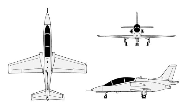 93 best Aircraft Orthographic Projections images on