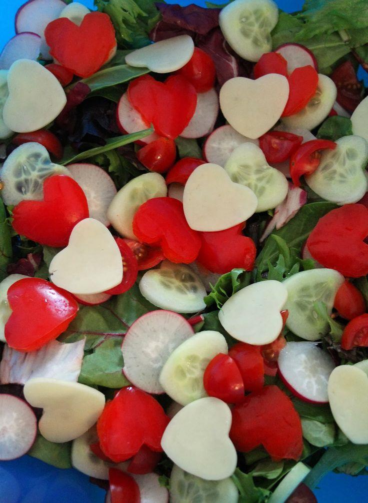 "Jo and Sue: Valentine's ""Show the Love"" Salad"