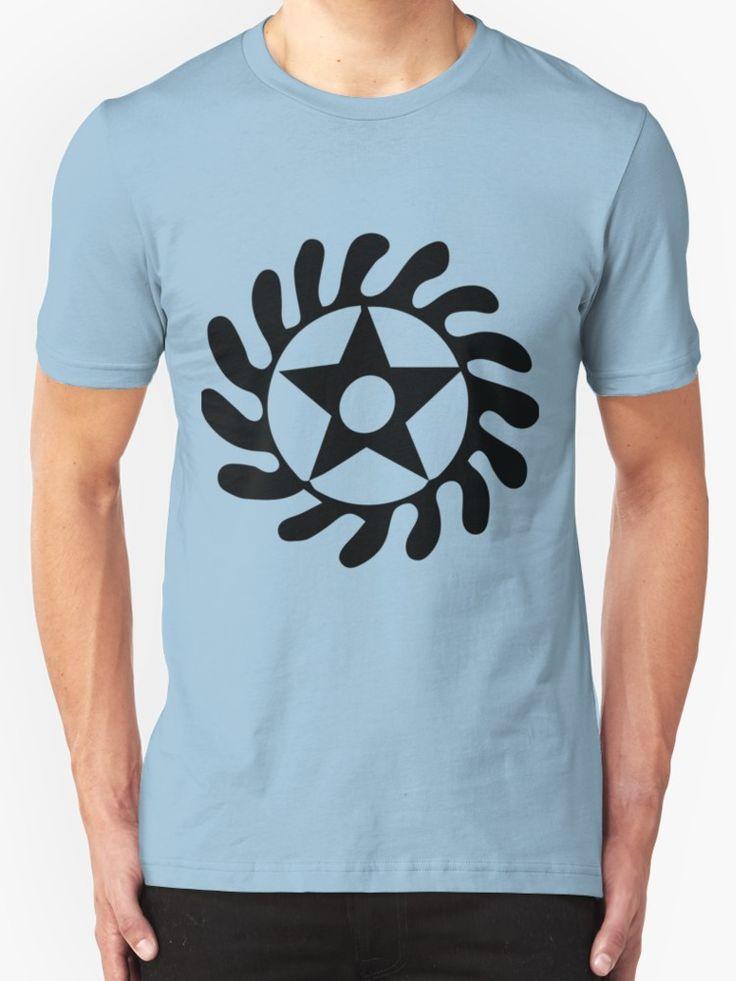 Adinkra symbol of Trasformation by handcraftline