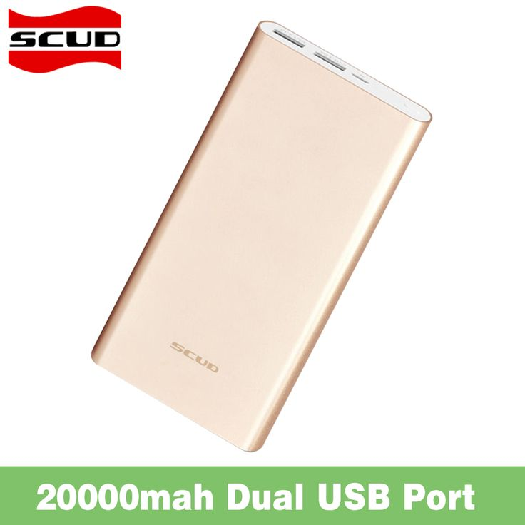 Like and Share if you want this  Scud 20000mAh Dual USB Powerbank Polymer External Battery Charger Backup For iPhone 6s Samsung Xiaomi Phones Tablets Power Bank     Tag a friend who would love this!     FREE Shipping Worldwide     Get it here ---> https://shoppingafter.com/products/scud-20000mah-dual-usb-powerbank-polymer-external-battery-charger-backup-for-iphone-6s-samsung-xiaomi-phones-tablets-power-bank/