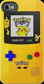 Gameboy Color Pokemon edition brandan had this one