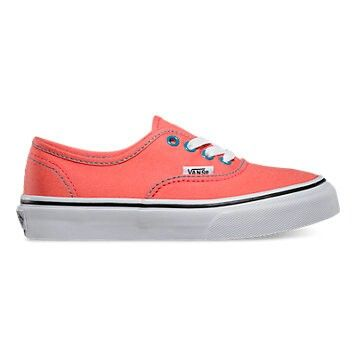 Vans Peach Shoes