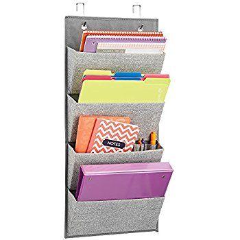 grays office supplies. modren grays office supplies mdesign wall mountover the door fabric storage organizer e