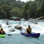 Canoeing on the Azul River, Patagonia with Paddle Patagonia | from Paddle Patagonia http://paddle-patagonia.com/photos-videos/