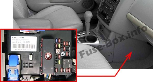 [DIAGRAM_4FR]  Chevrolet Malibu (2004-2007) < Fuse Box location | Fuse box, Chevrolet  malibu, Chevrolet | 04 Malibu Fuse Box Location |  | Pinterest