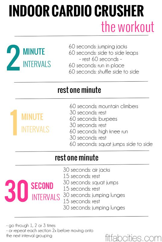 16 best Free Printable Workouts images on Pinterest | Fitness ...
